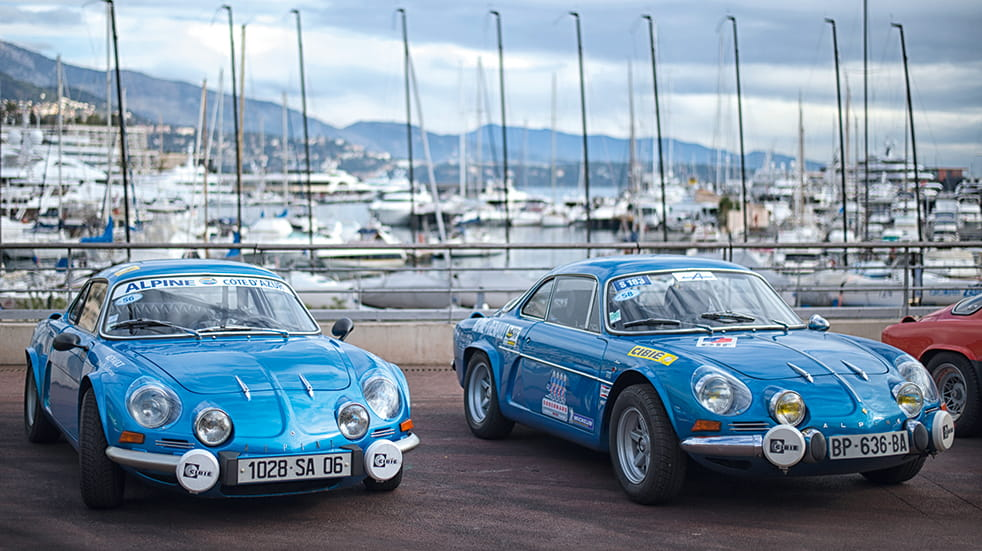 Alpine A110 car review: 1960s coupe